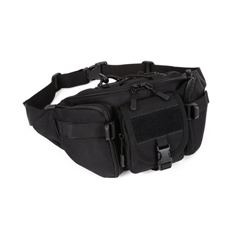 New Hip Packs Outdoor Pack Waterproof Bag Tactical Waist Bag Molle System Pouch Belt Bag Sports Bags Military Equipment