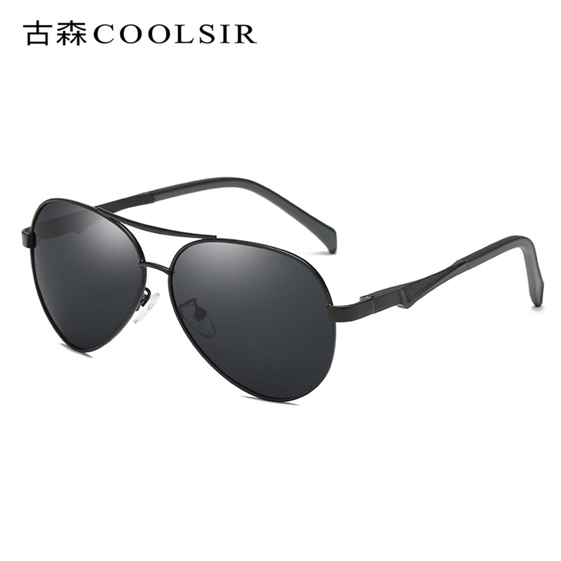 2018 Limited Men Goggle Adult Photochromic Polarized Coolsir New Mens Sunglasses Driving Fishing Glasses Goggles 6085
