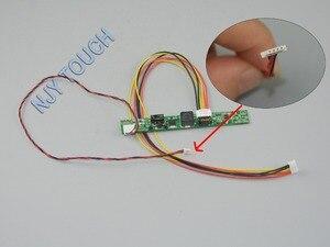 SQD-632 светодиодная подсветка лампы Драйвер платы блок 4 шпильки разъем светодиодный инвертор для LTM230HT10 Molex 104085-0400 LTM200KT10