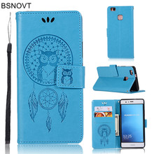 For Huawei P9 Lite Case Soft Silicone Leather Card Holder Flip Wallet Phone Case For Huawei P9 Lite 2016 Case For Huawei P9 Lite цены