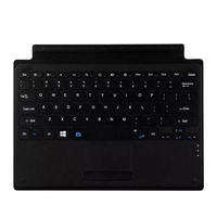Magnetic TouchPad Bluetooth Keyboard Type Cover For Microsoft Surface Pro 3 KS