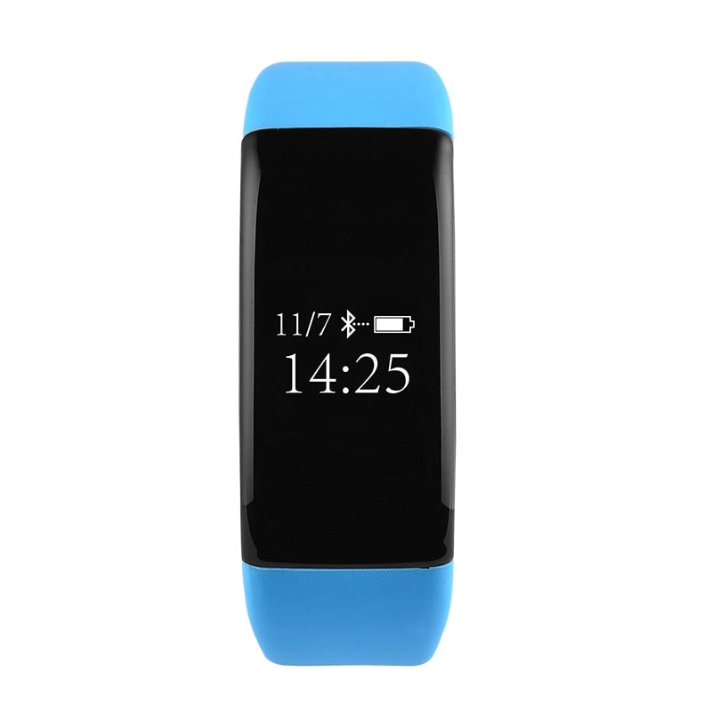 imágenes para Smartch V66 Deporte banda Bluetooth 4.0 Pulsera Inteligente Pulseras reloj Inteligente reloj inteligente para Android ios teléfono pk id107