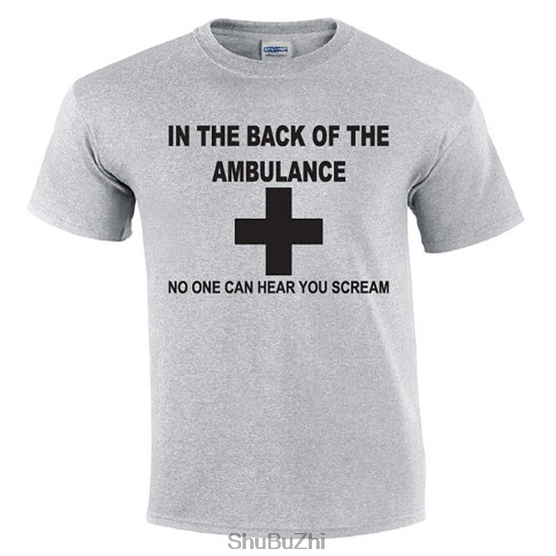 57b3ea093 Detail Feedback Questions about In The Back Of The Ambulance | EMT  Teeshirts | Paramedic Tee shirt | Funny Tshirt | Mens T shirt | Medical  Technician T ...