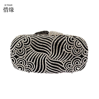 цена XIYUAN BRAND female Crossbody bag Fashion Women Bag Luxury Handbags lady Purses Designer Brand Ladies Chain Velvet Shoulder bags