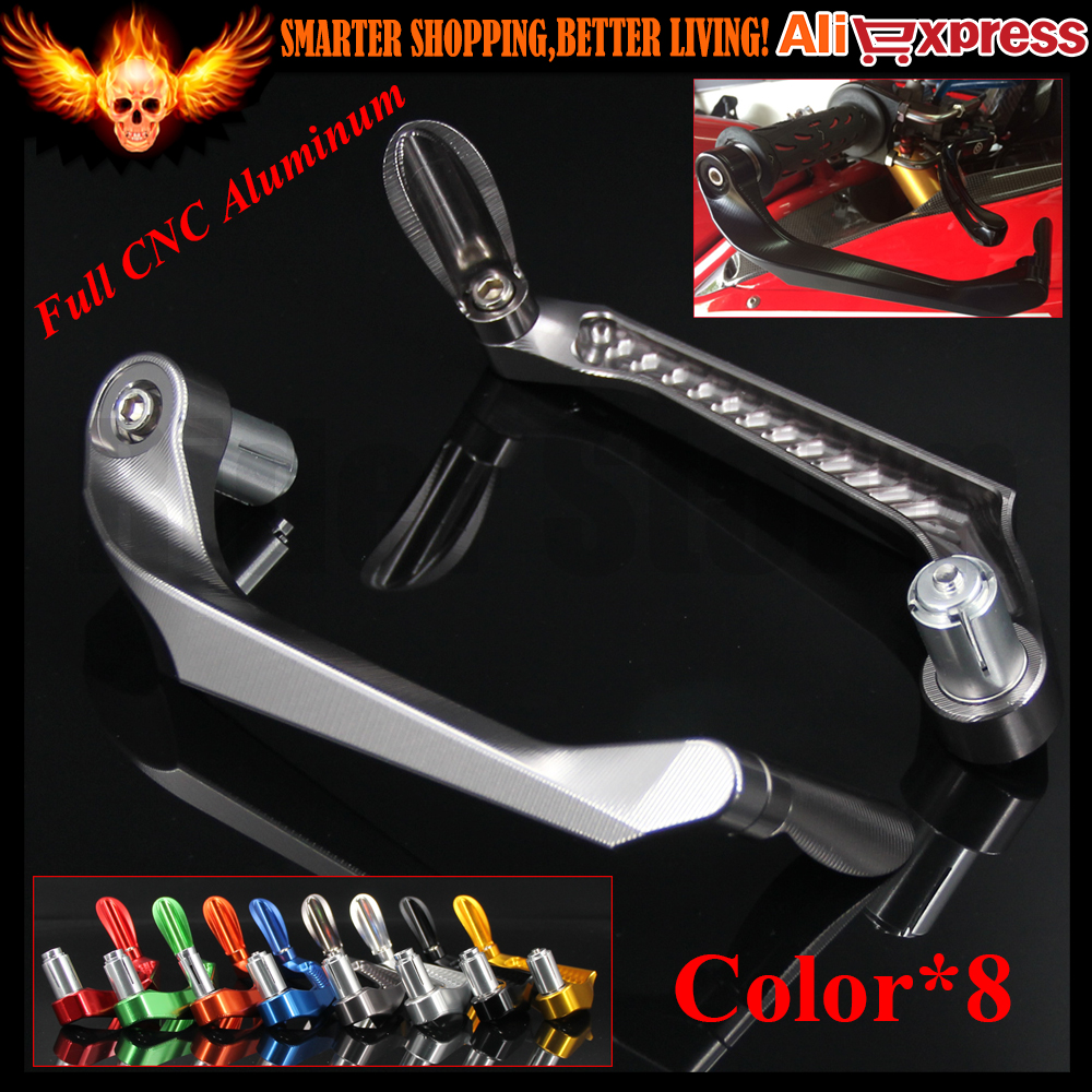 7/8 22mm Motorcycle Handlebar Brake Clutch Levers Protector Guard for Suzuki DL650/V-STROM 600/750 KATANA GSR600 Bandit 650S adjustable short straight clutch brake levers for suzuki gsx 650 f gsf 650 bandit n s dl 1000 v strom 2002 2015