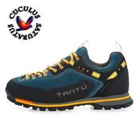 Rax Waterproof Camping Walking Climbing Shoes Men Breathable Outdoor Hiking Shoes Lightweight Ourdoor Mountain Hiking Shoes