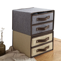 Home Folding Storage Drawer Storage Baskets Underwear Bra Laundry Basket Bags Laundry Hamper Storage Bucket Toy Organize
