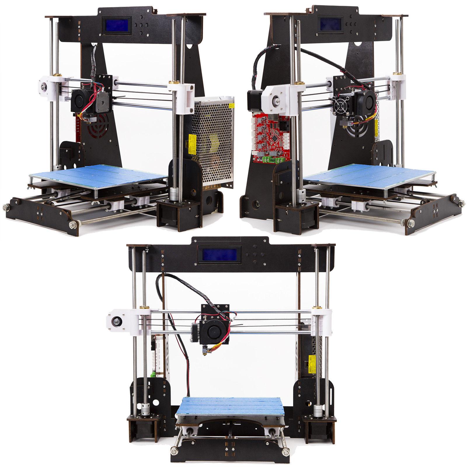 LCD Controller.. MK3 Heatbed MK8 Extruder A8-W5 3D Printer Prusa i3 Reprap