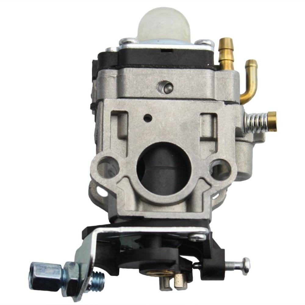GOOFIT 15 մմ Carburetor օդային ֆիլտրով Carburettor Kit - Պարագաներ եւ պահեստամասերի համար մոտոցիկլետների - Լուսանկար 5