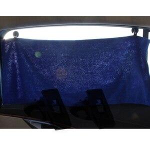 Image 5 - 2 ピース/ロット車の窓マウント吸引吸盤クリップフックホルダー太陽シェードカーテン布カードチケット黒 stuffqiang