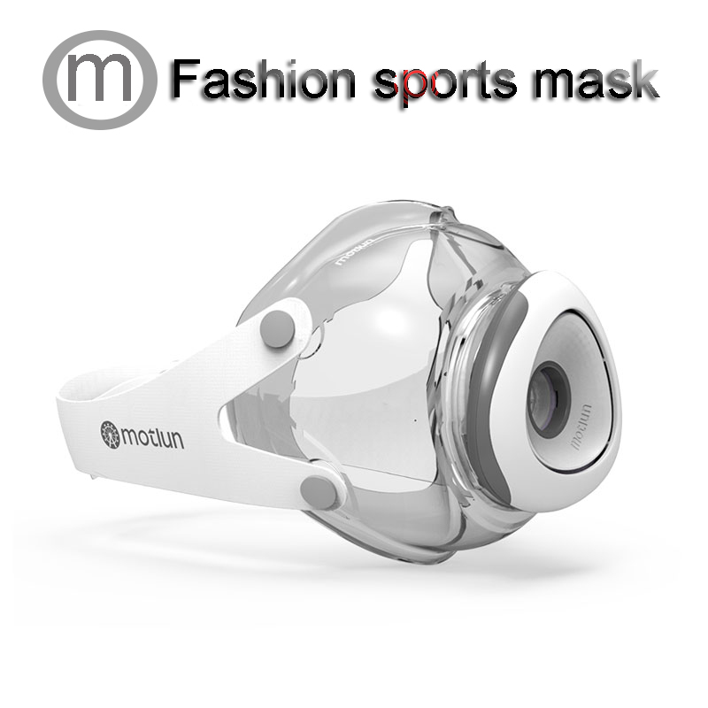 2020 New Breathing Mask Upgrade Filter Cotton MF500 Fashion Sports Dust Mask Suitable For Small Faces Safety Gas Mask