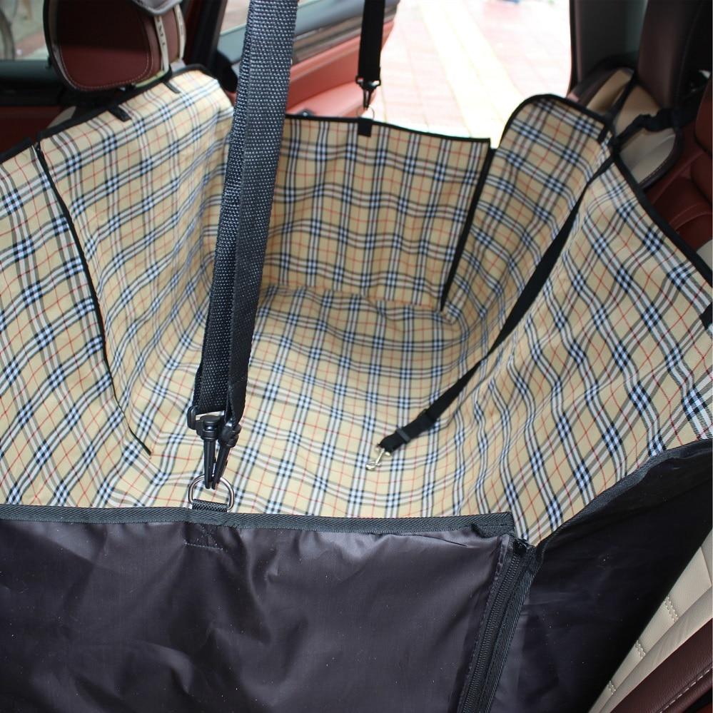 Big Size Large Dog Carrier For Car Zipper Hammock Dog Car Seat Bag Pet Stroller Bed Car Travel Accessories Dog Car Kennel Mat
