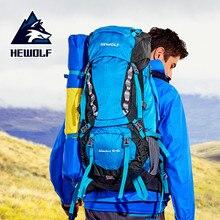 2018 New Arrival 65L Durable  Backpack Travel Camping Hiking Bag Ultralight Packs Outdoor Equip Trekking Rucksack Men Women Bags