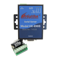 RS422 RS485 To TCP IP Ethernet Serial Device Server 10 100MB Adapter Converter