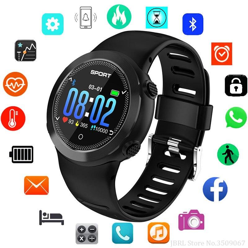 SANDA SmartWatch hommes montres célèbre homme montre-bracelet hommes horloge heures IP68 étanche SmartWatch Android IOS Relogio Masculino