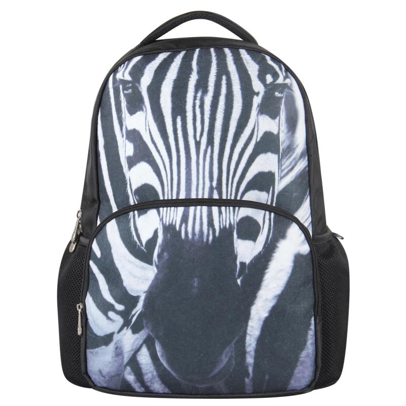 Popular Zebra Print Backpacks-Buy Cheap Zebra Print Backpacks lots ...
