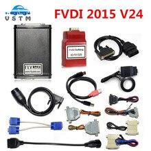 2017 Najnowszy V2015 FVDI pełna wersja Nie Ogranicza FVDI V2015 V24 Fvdi abrites dowódca 18 oprogramowania online update FVDI 2015/2014