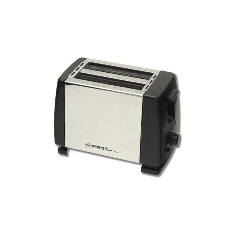 Toaster FIRST FA-5366 Chrome тостер first fa 5366 black