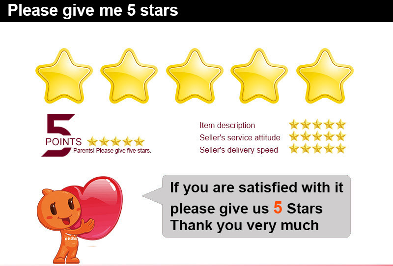 5 star request