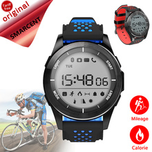 SMARCENT NO.1 F3 Smart Watch Bracelet IP68 waterproof Smartwatches Outdoor Mode Fitness Sports Tracker Reminder Wearable Devices