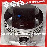 12111-38201 GN250 DR250 GZ250 TU250 SP250 PISTON KIT WITH RINGS GN TU - Պարագաներ եւ պահեստամասերի համար մոտոցիկլետների - Լուսանկար 5
