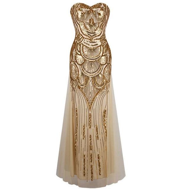 Risultati immagini per vestito d'oro