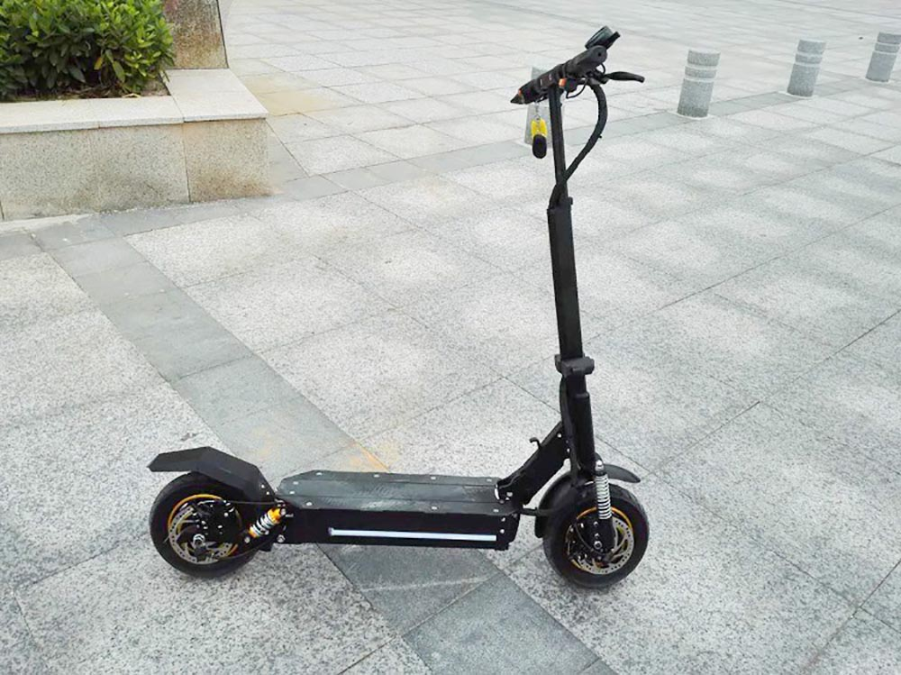 Powerful 60V 2000W Electric Scooter Brushless Motor with OFF ROAD Big Wheel
