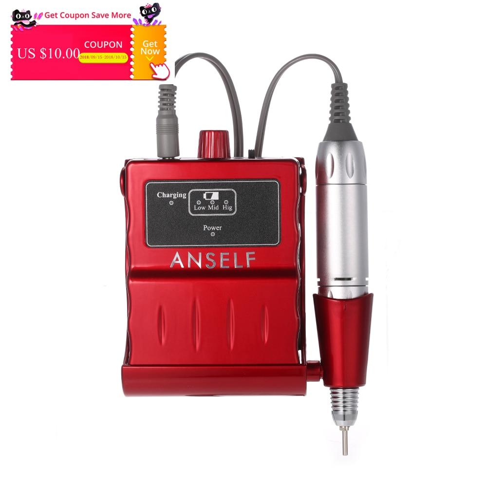 Aliexpress.com : Buy 30000RPM Anself Electric Nail Drill ...