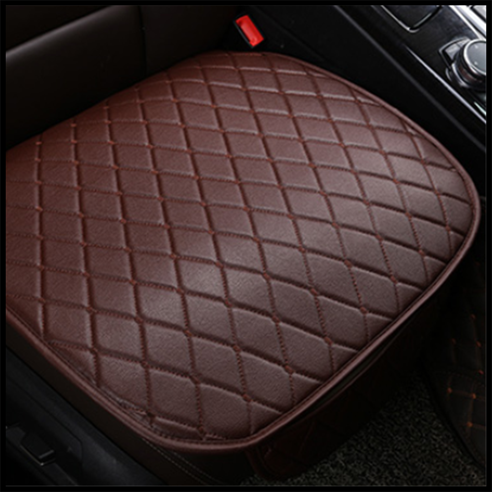 Universal leather car seat cushion protection pad interior accessories for Volvo S40 S60 S80 XC60 XC90 V40 V60 Any Cars