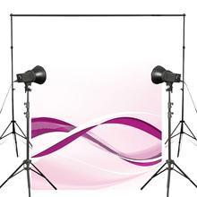 Linha de fluxo de Imagem Arte Estúdio de fotografia Fundo 5x7ft Cenários de Fotografia Fotografia Fundo Roxo
