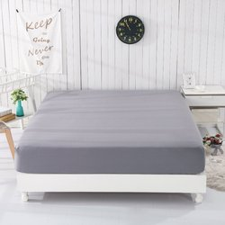 wholesale EARTHING Fitted Sheet Uncluding pillow case Cotton Silver Antimicrobial Fabric fabric