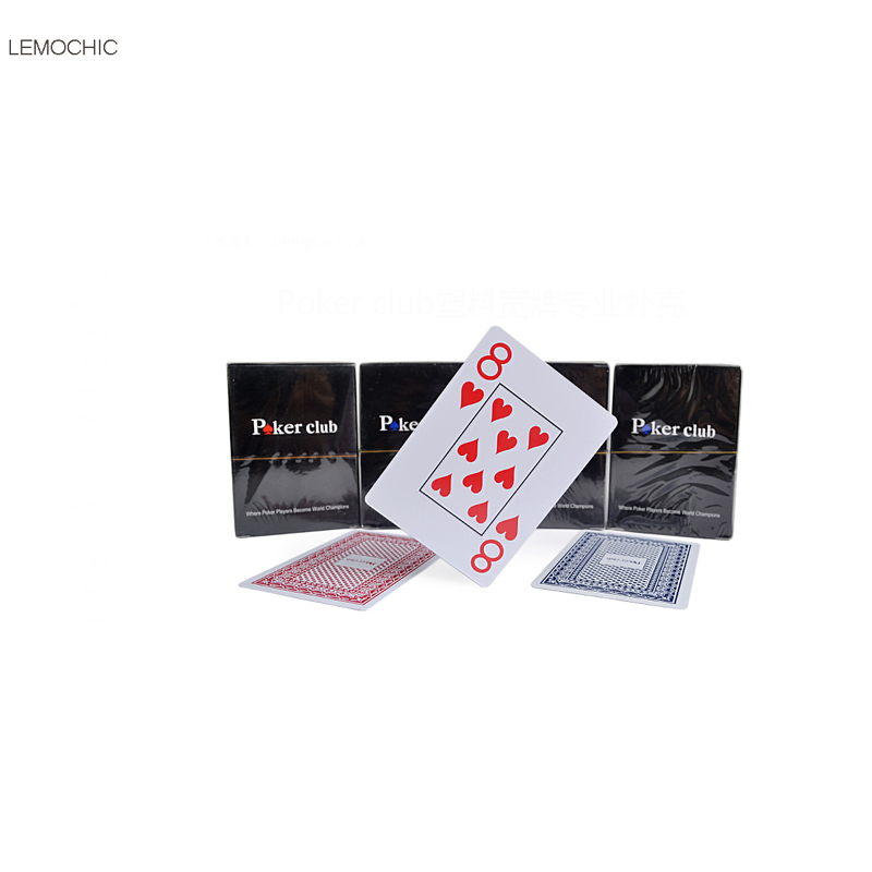 LEMOCHI high quality chess games board card games english games Poker Card Pokerstar Board Games for adults and families