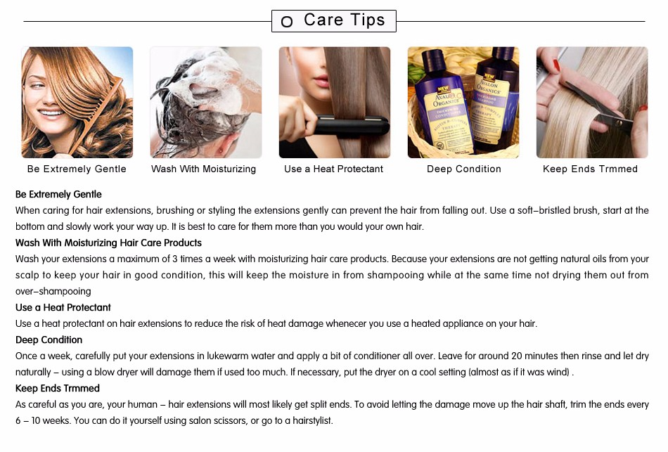 2-Care Tips