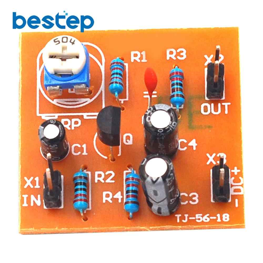Detail Feedback Questions About Diy Kit Dc12v Typical Division Amplifier Circuit Voltage Bias Single Tube Low Frequency Board