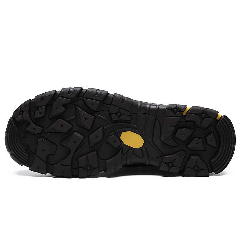 89e0721f ... 2017 Новые мужские туфли из натуральной кожи кроссовки чёрный;  коричневый Для мужчин s прогулочная Сникеры ...