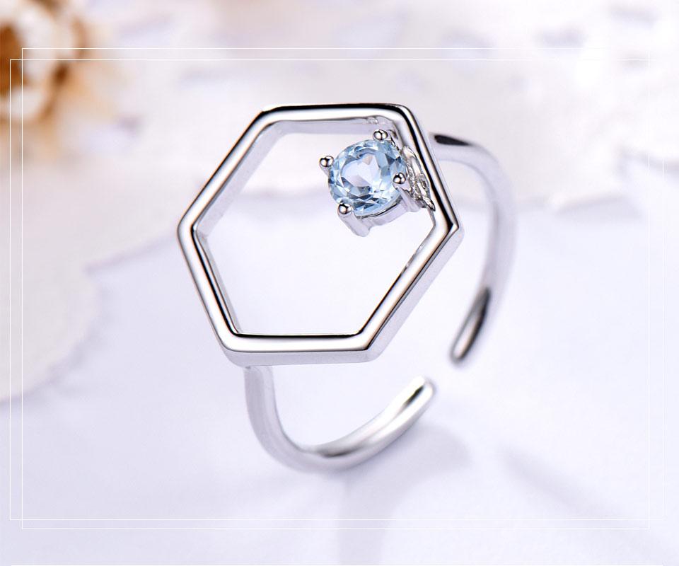 925 sterling silver blue topaz rings for women  (3)