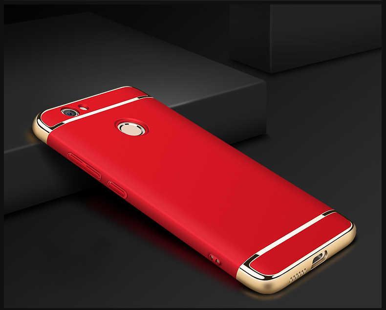"""TRISEOLY pour Capa Huawei Nova étui pour Huawei Nova étui de couverture placage téléphone dur pour Coque Huawei Nova CAN-L11 5.0 """"couverture arrière"""