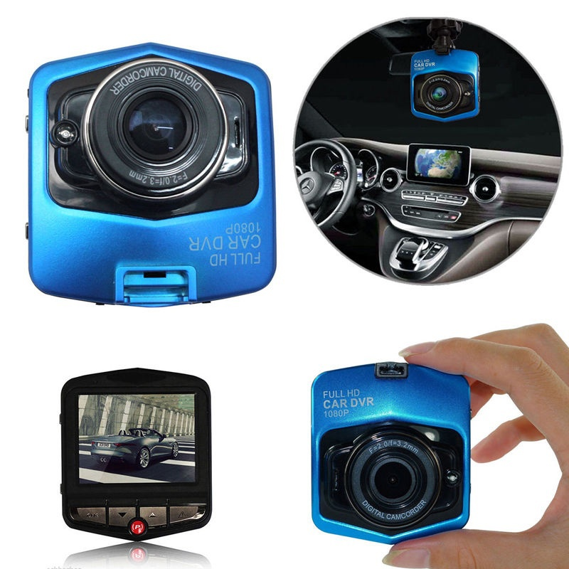 New Original Mini Car DVR Camera Dash cam Full HD 1080P Video Registrator Recorder G sensor Night Vision Dash Cam 5 in DVR Dash Camera from Automobiles Motorcycles