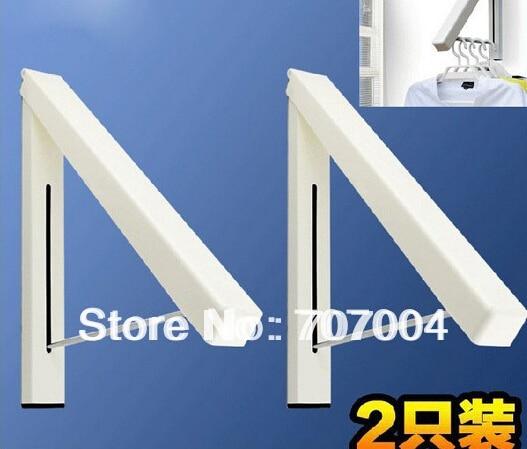 New Bathroom Balcony Extension Type Laundry Rack Clothes
