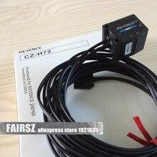 KEYENCE CZ-H72 лазерный датчик в