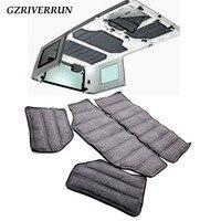 Hard Top Insulation Kit Mildrewproof For 2012 2014 Jeep Wrangler JK 4DR 12109 04