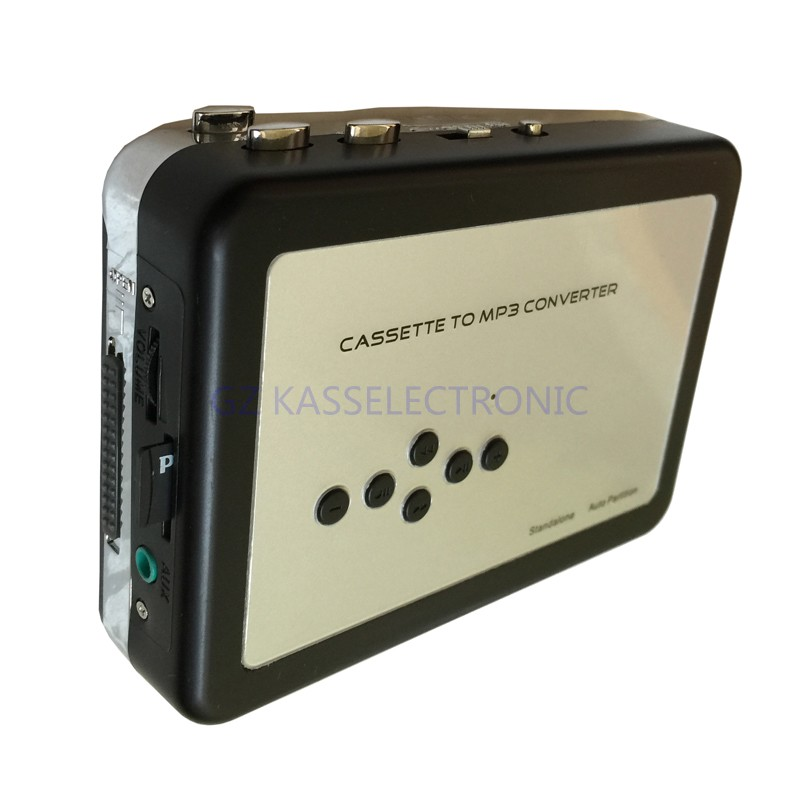 2017 New Cassette To SD Card Converter, Convert Tape Cassette To MP3  In TF Card Directly, No PC Required, Free Shipping