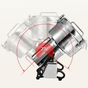 Image 3 - 4500G 스테인레스 스틸 전기 식품 밀 분쇄기 220V 110V 허브/향신료/곡물/커피 그라인딩 머신 드라이 파우더 밀가루 메이커