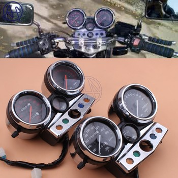 Motorcycle Gauges Cluster Speedometer Tachometer Meter Odometer Instrument Assembly For Honda CB400SF MC31 CB400 1995-1998