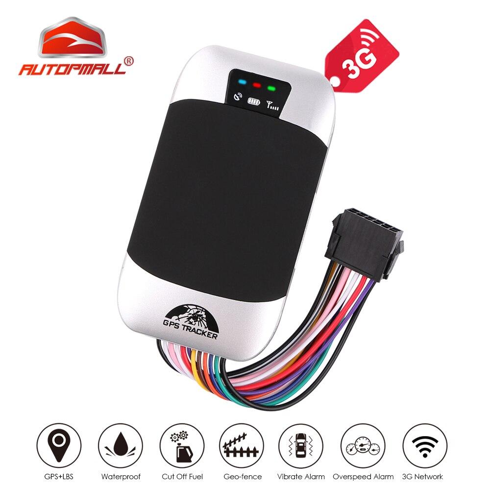 3G GPS Tracker voiture coupé huile GPS localisateur TK303F étanche véhicule Tracker carburant détecter en temps réel dispositif de suivi alarme de choc