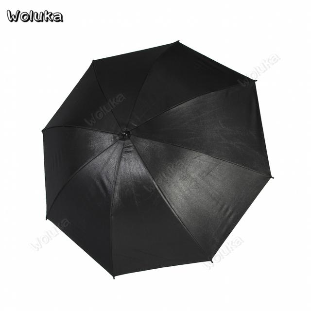 Czarny srebrny parasol odblaskowy flash 100 cm parapluie zdjęcie parasol fotografia umberella studio sprzęt 40 cal CD50 T10 tanie i dobre opinie 1651 68cm woluka 100cm