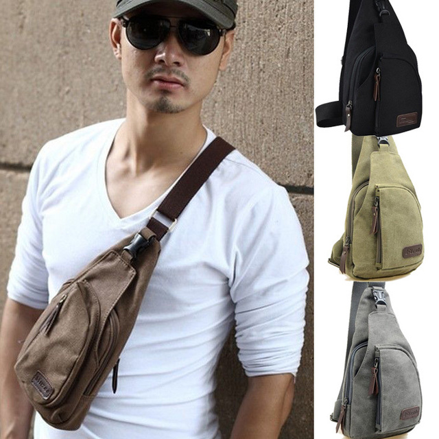 cd0874d562b Man Shoulder Bag Men Sport Canvas Messenger Bags Casual Outdoor Travel  Hiking Military Messenger Bag