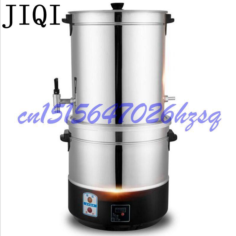 JIQI Wine making machine 1500W high capacity Stainless steel 8L/12L Two sizes Wine brewing machine Household настенный бордюр tubadzyn l steel 6 1 5x59 8