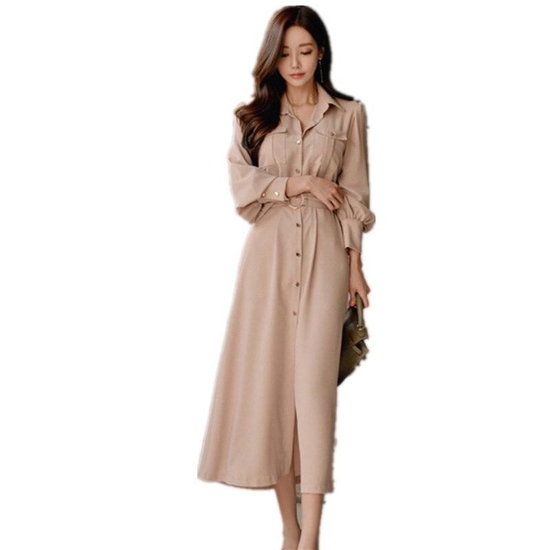 f56d70260 2019 Novo Vestido de Verão das Mulheres Roupas han edição de moda sexy  deusa vestido de