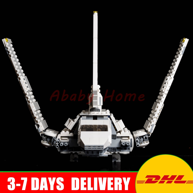 Lepin 05057 937Pcs New StarWar Series Imperial Shuttle Set Model Building Kit Blocks Bricks Toy Compatible Gift 75094 lepin 22001 pirate ship imperial warships model building block briks toys gift 1717pcs compatible legoed 10210
